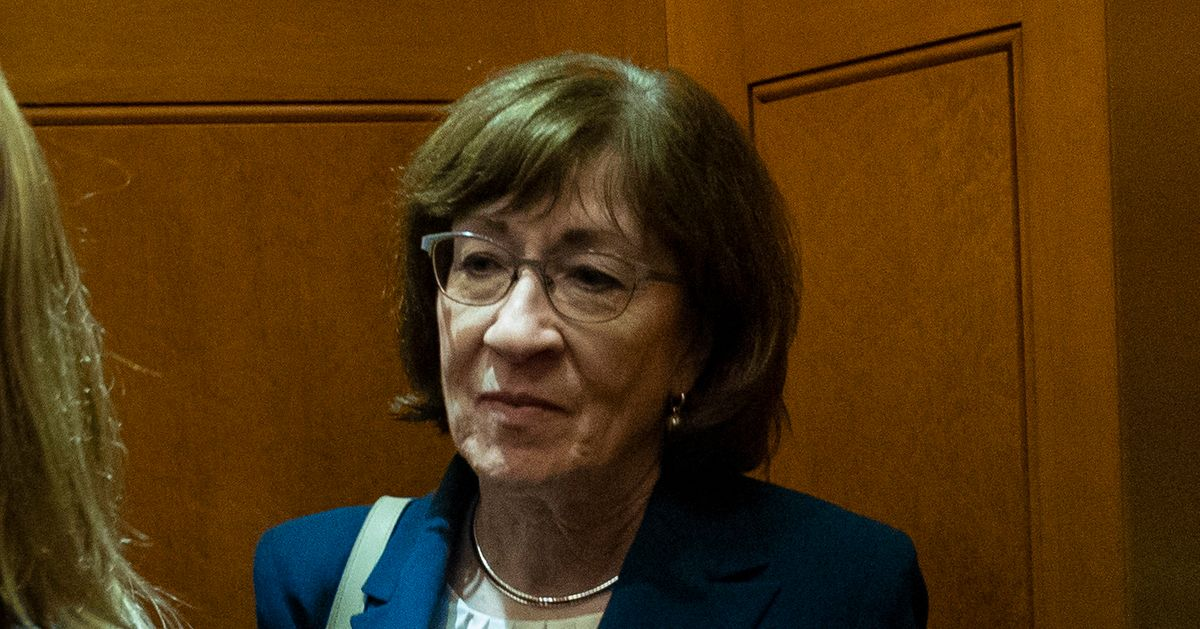 Susan Collins Triggers $2 Million In Pledges To 2020 Opponent With Kavanaugh Vote thumbnail