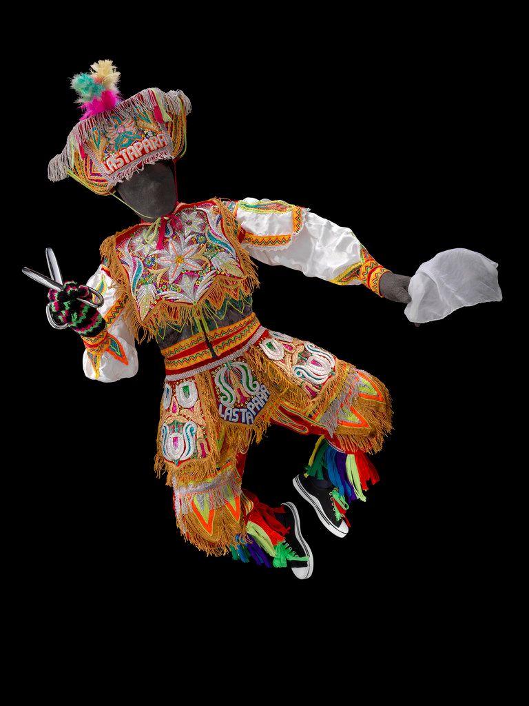 Quechua Danza de Tizeras (Scissor Dance) Regalia National Museum of the American Indian, Smithsonian Institution Photo by Ern