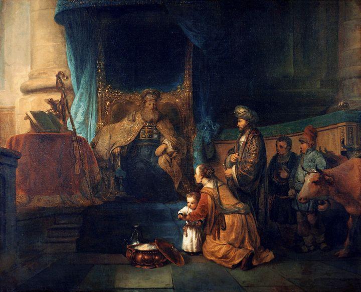Category:Gerbrand van den Eeckhout Category:Hannah, mother of Samuel.