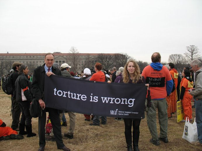 Credit: National Religious Campaign Against Torture