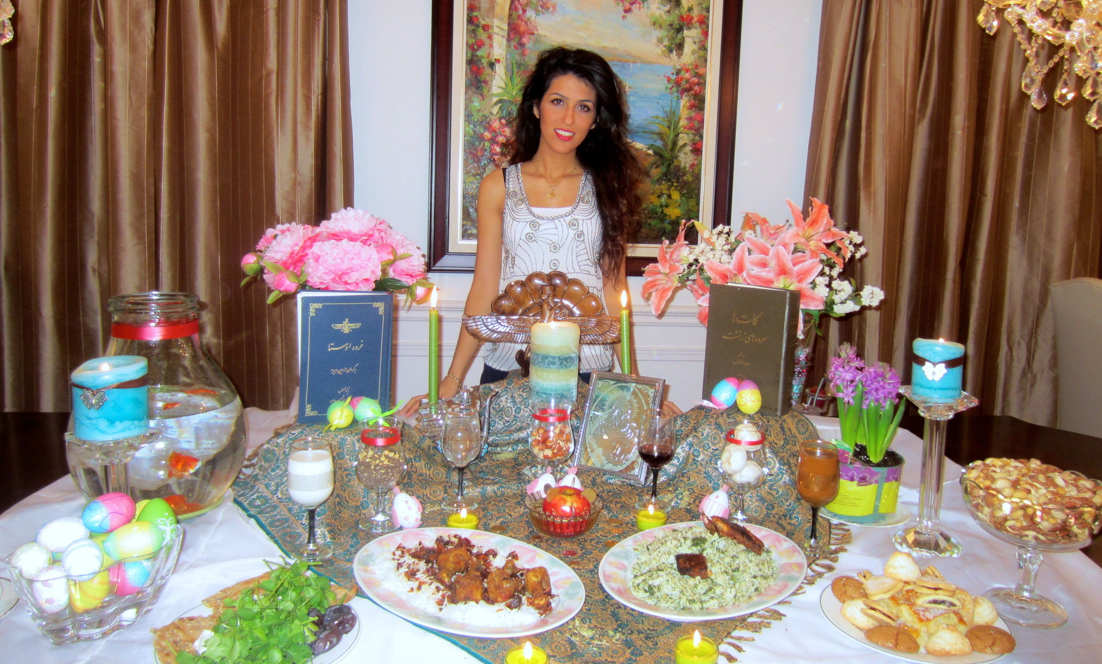 Charming Happy Nowruz: How We Celebrate The Persian New Year