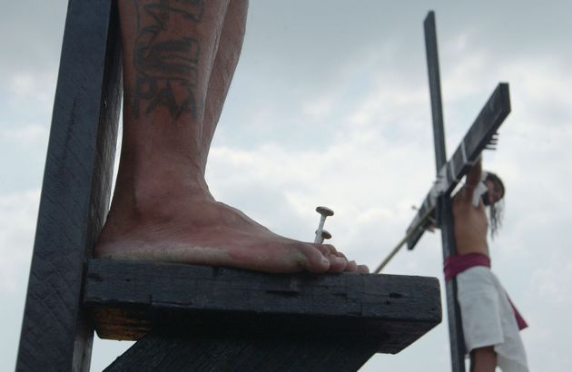 The Three Nails in Christ's Cross | HuffPost