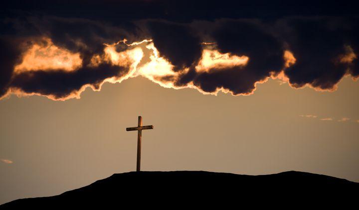 The Crucifix and Dark Sky