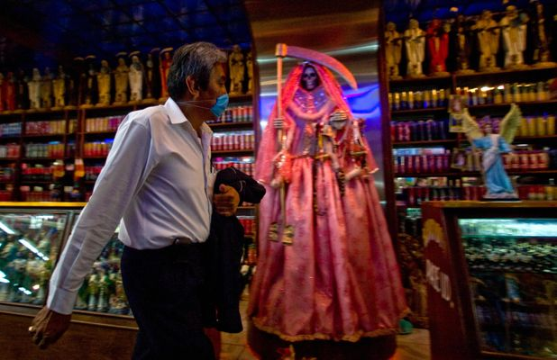 Vatican Official Denounces Santa Muerte as 'Sinister and