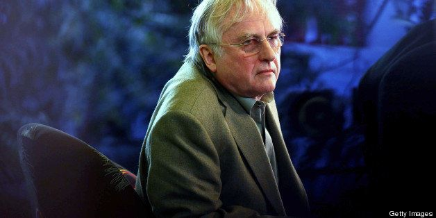 JAIPUR, INDIA -JANUARY 24: Evolutionary Biologist and Author Richard Dawkins attends the last day of ongoing Jaipur Literatur
