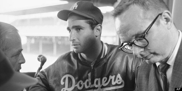 The Jewish Obsession With Jewish Baseball Players Huffpost