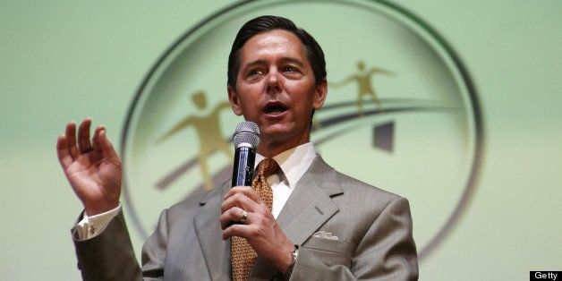 MIAMI, FL - APRIL 09:  Faith and Freedom Coalition founder, Ralph Reed, talks about immigration reform as he and other religi