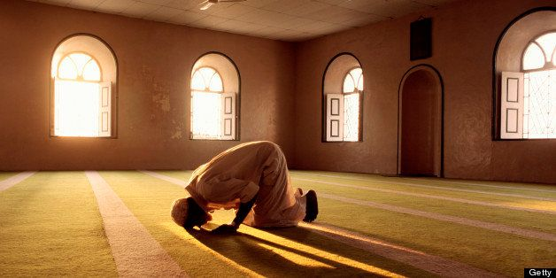 Islam is the predominant religion the length of the East African coast from Mozambique to Arabia.  Mosque interior at dawn.