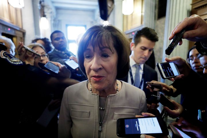 Progressive donors and Democratic operatives are already gearing up to challenge Maine Sen. Susan Collins in 2020.