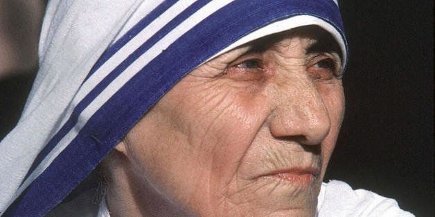 NEW DELHI, INDIA:  (FILES) This undated photo shows Mother Teresa. Mother Teresa will be beatified, 19 October 2003, in a cer