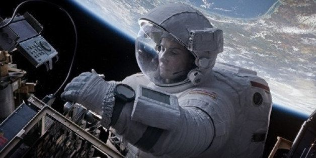 Gravity' Film Philosophizes About Existence For The 'Nones'   HuffPost