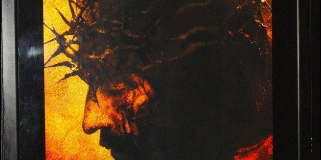 UNITED STATES - FEBRUARY 25:  10:30 am, first screening of 'The Passion of the Christ' at the Mann Agoura Hills 8 Cinema Cent