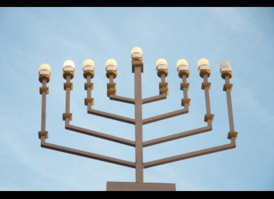 We live in a country where we need not fear displaying our Chanukah menorahs. A Jew in America may choose to publicize the mi
