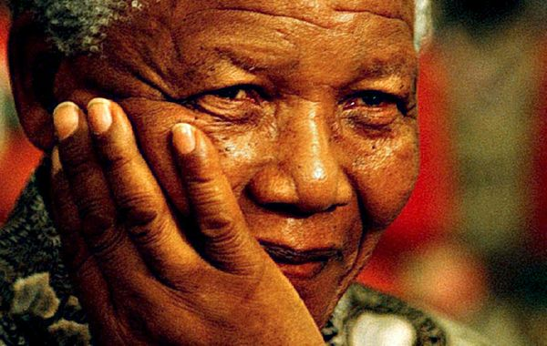 """I am not an optimist, but a great believer of hope.""  — Nelson Mandela"