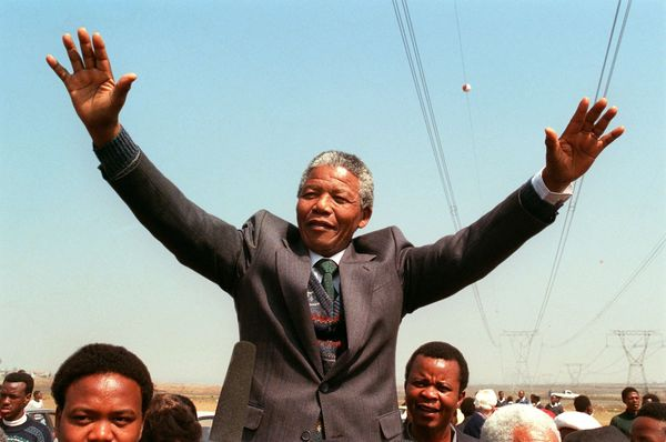 """There can be no keener revelation of a society's soul than the way in which it treats its children.""  — Nelson Mandela"