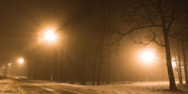 night crossroads