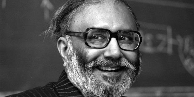 15th October 1979:  Joint Nobel Physics prize winner and Imperial College of London professor Abdus Salam, originally from Pa