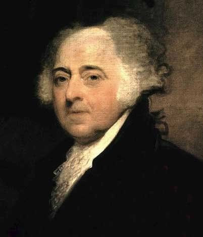 "John Adams had a <a href=""http://www.pawnation.com/2013/07/03/dogs-and-the-american-revolutionary-war/8"" target=""_blank"">dog"