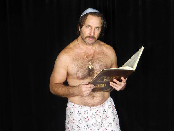 "Nice Jewish Guys' Sue 'Naughty Jewish Boys' Over Calendar Kerfuffle (Courtesy <a href=""http://www.naughtyjewishboys.com/"">Dun"