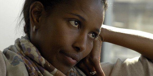 AYAAN - FEB28 - Author Ayaan Hirsi Ali talks about her autobiography. tb (Photo by Tony Bock/Toronto Star via Getty Images)