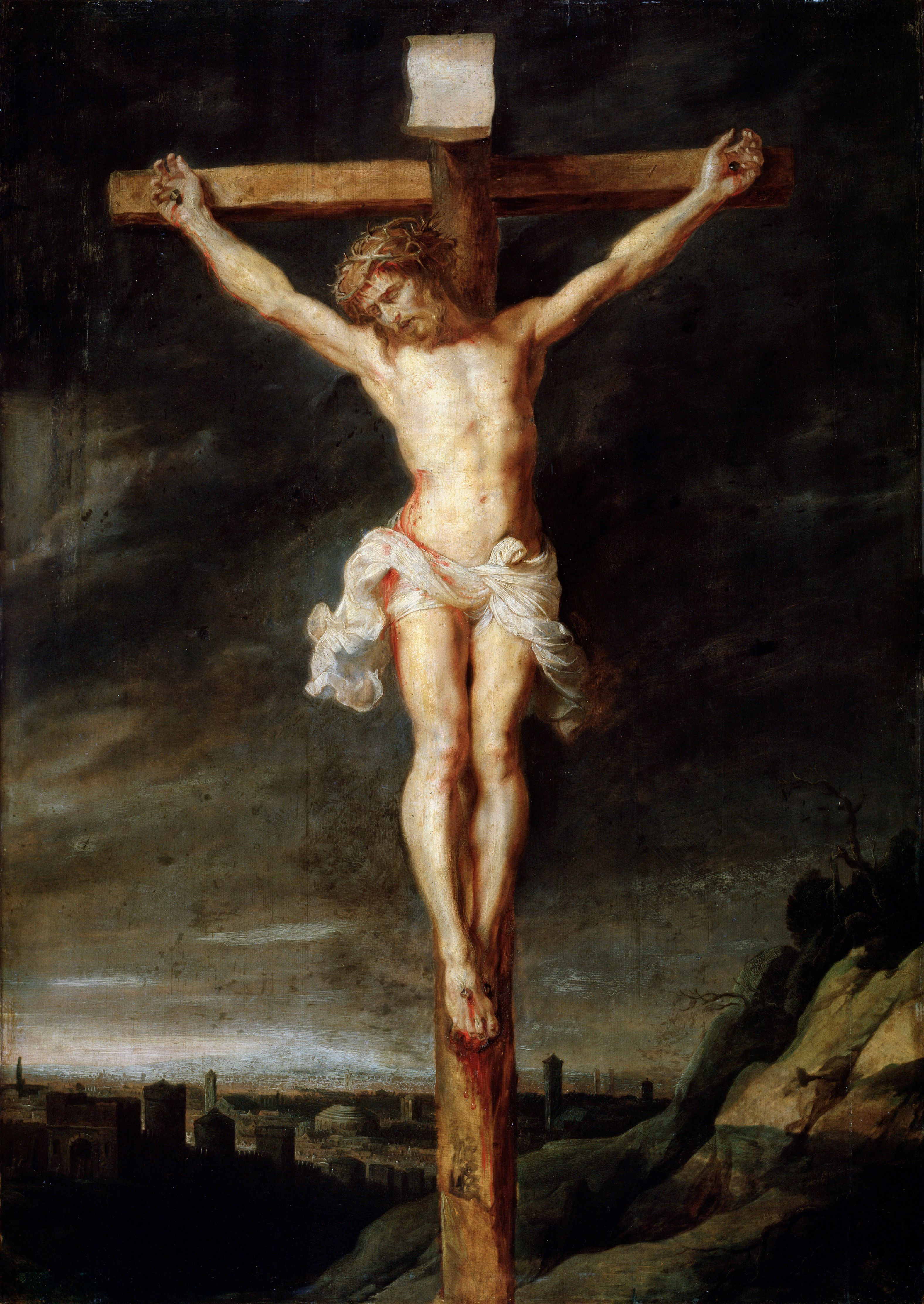 Most famous picture of jesus