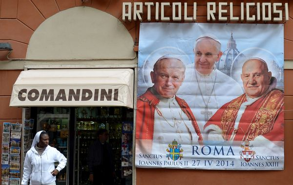 Pope Francis has sought to rein in the costs of a canonization, which can run up to $1 million for the entire process.