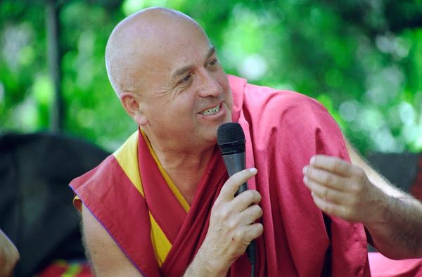 Another speaker at the Fes Forum was the French scientist turned Tibetan Buddhist monk Mathieu Ricard. He has devoted his lif