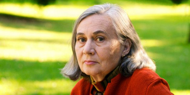 PARIS, FRANCE - SEPTEMBER 7:  American writer Marilynne Robinson poses during a Portrait Session held on September 7, 2009 in