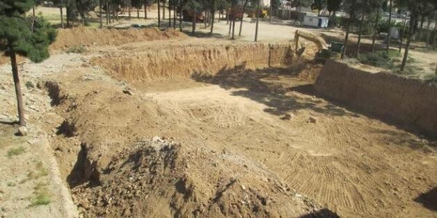 Historic Baha'i Cemetery In Iran Excavated, Destroying Graves Of
