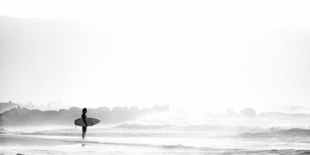 The Spirituality Of Surfing: Finding Religion Riding The