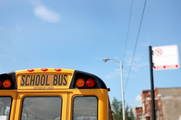 A group of children ages 5 to 12 were taunted by teenagers who boarded their private school bus on Aug. 6 in Sydney. Five tee