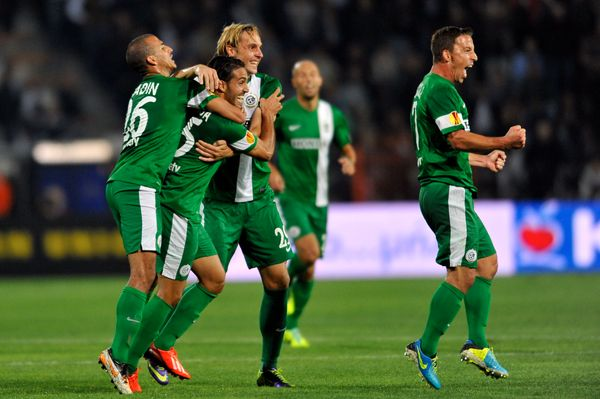 The Maccabi Haifa team was physically confronted during a training match in Austria against the French team Lille on July 23.