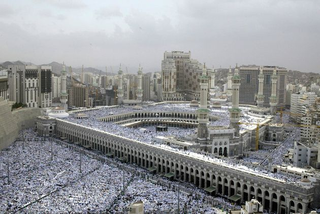 Witness Mecca's Dramatic Transformation Over The Past Century In