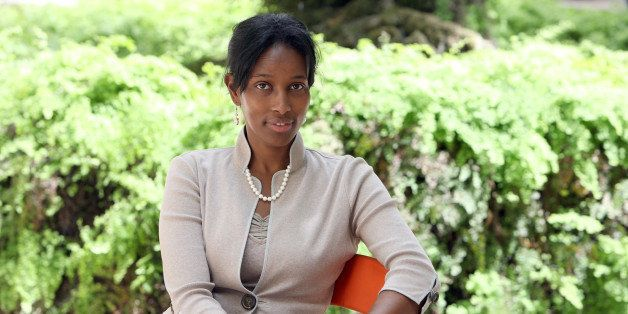 ROME - MAY 28:  Somalian author Ayaan Hirsi Ali, former member of the Dutch parliament, attends the 7th edition of the Festiv