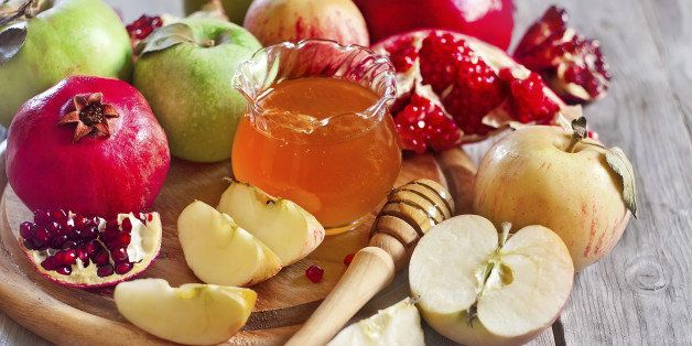 The Spiritual Meaning Of The Food On Your Rosh Hashanah