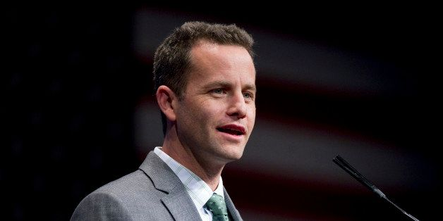 UNITED STATES - FEBRUARY 9:  Actor Kirk Cameron speaks at the 2012 Conservative Political Action Conference in Washington, DC