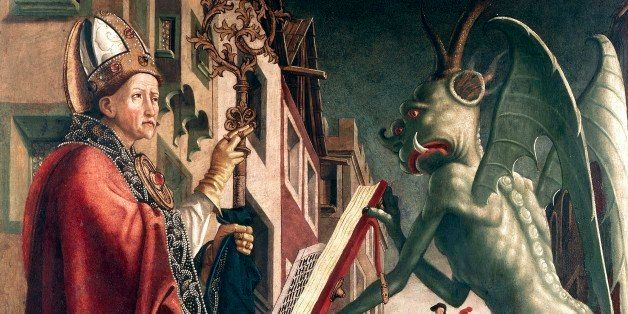 Rüyada İnsan Görünümlü Şeytan Görmek Korkmak
