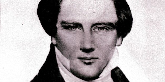 FILE - This file image provided by the archives of the Church of Jesus Christ of Latter-day Saints shows Mormon prophet Josep