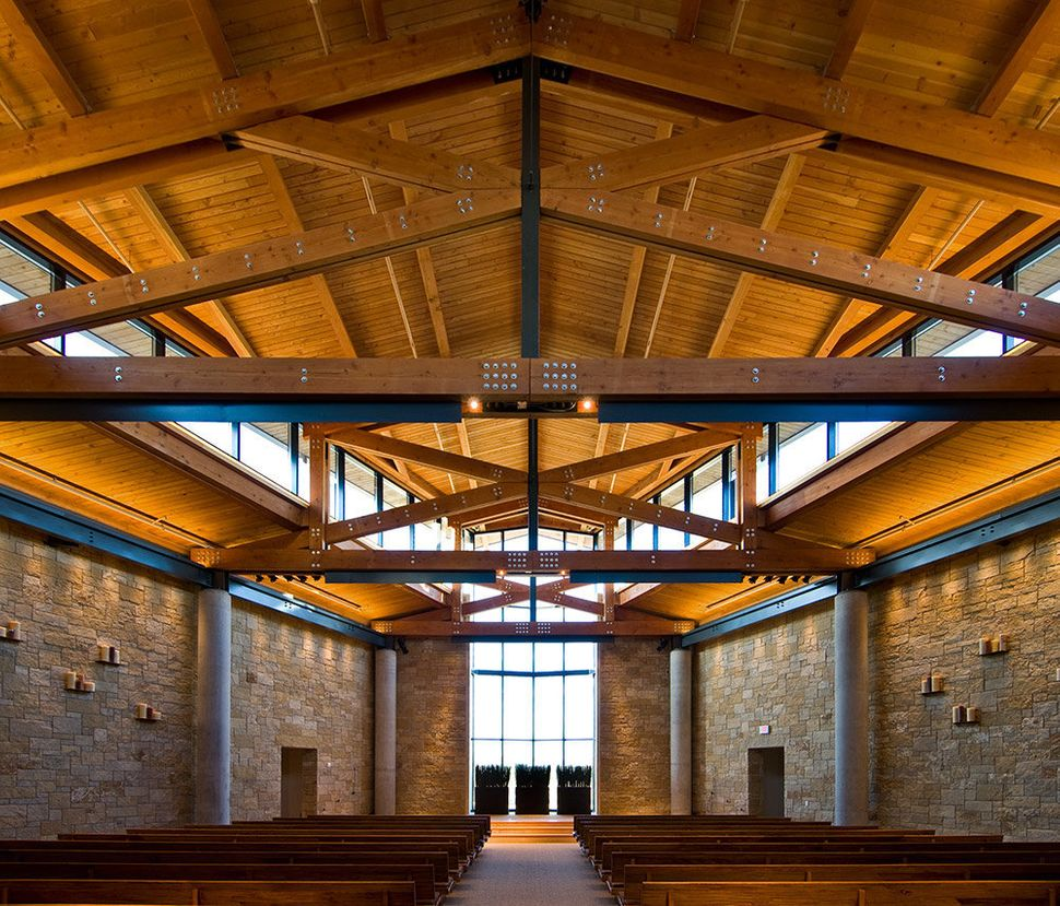 Watermark Community Church <br>Dallas, Texas <br>OMNIPLAN Architects