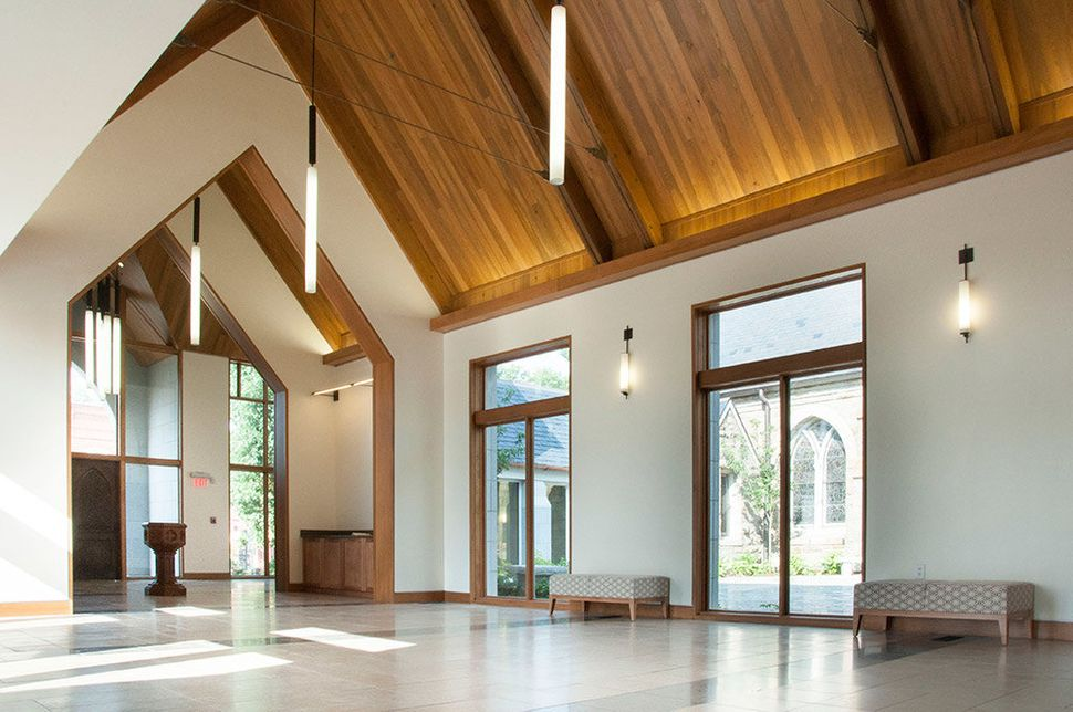 Emmanuel Episcopal Church <br>Athens, Georgia <br>Houser Walker Architecture, LLC
