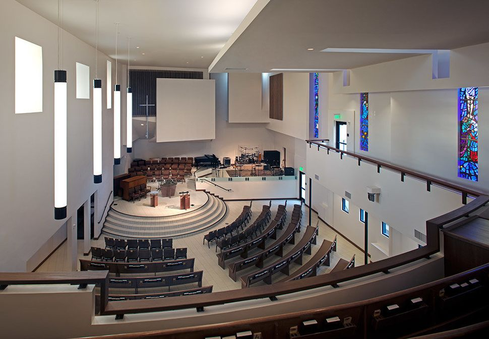First Presbyterian Church of Burbank <br>Burbank, California <br>domusstudio architecture