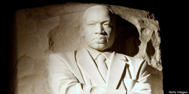 Martin Luther King, Jr. National Memorial is located in West Potomac Park in Washington, D.C.