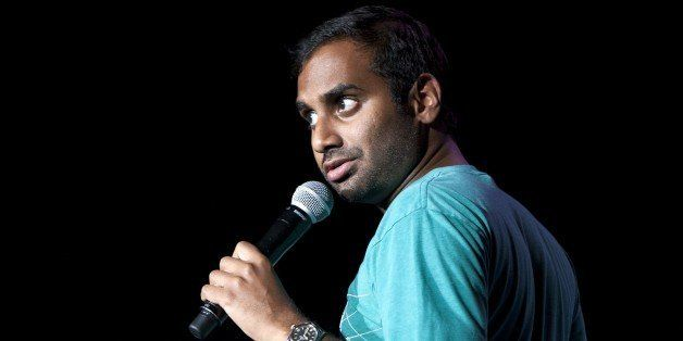 Comedian, TV & movie star Aziz Ansari performed as part of the Funny or Die Oddball & Curiosity Comedy Tour at Aaron'