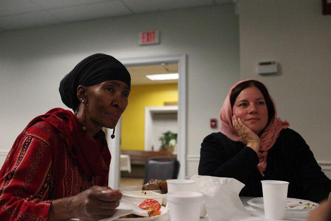 Masjid Ash-Shaheed in Charlotte, North Carolina.