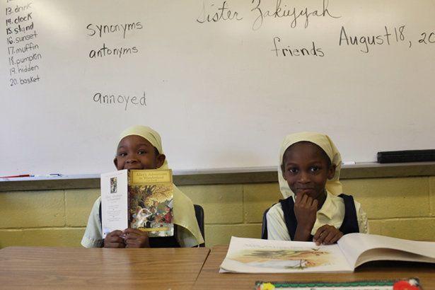 The Mohammed Schools in Atlanta.