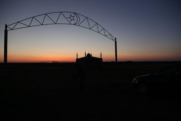 Ross, North Dakota.