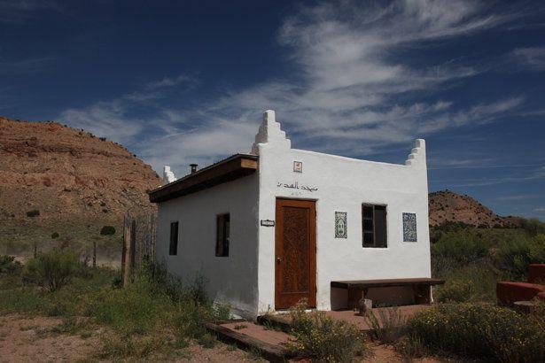 Dar al Islam in Abiquiu, New Mexico.