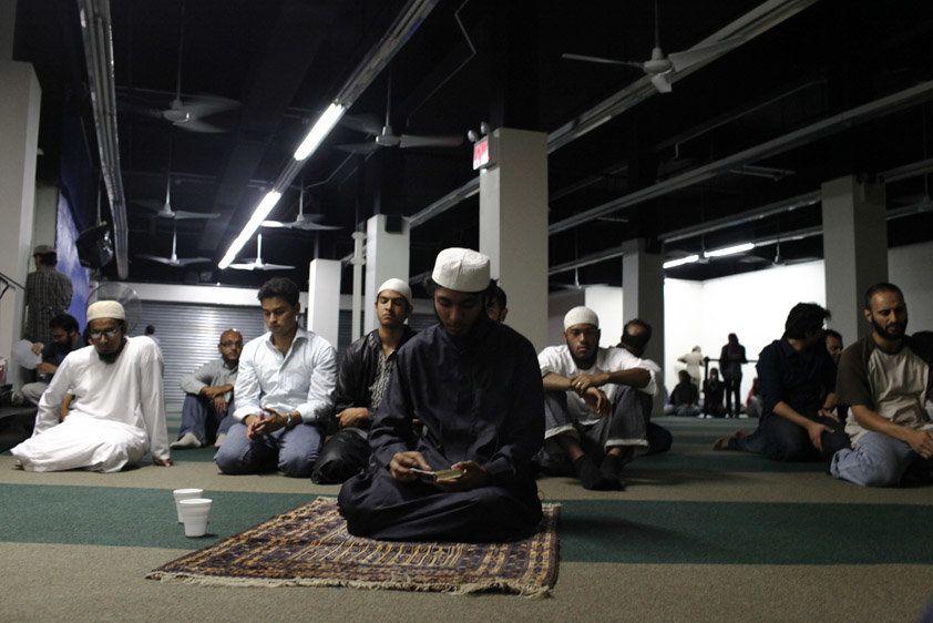 The Park51 Islamic center, New York City.
