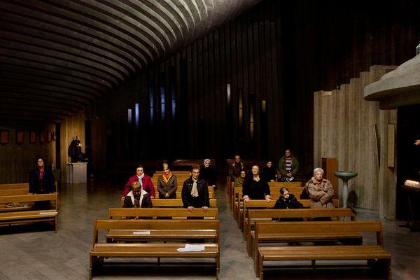 Sacra Famiglia Church, Salerno, 7pm