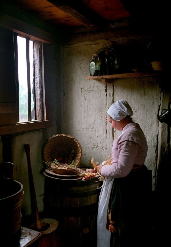Christianity in the early New England colonies was very different from Christianity in America today. The Puritans scorned re